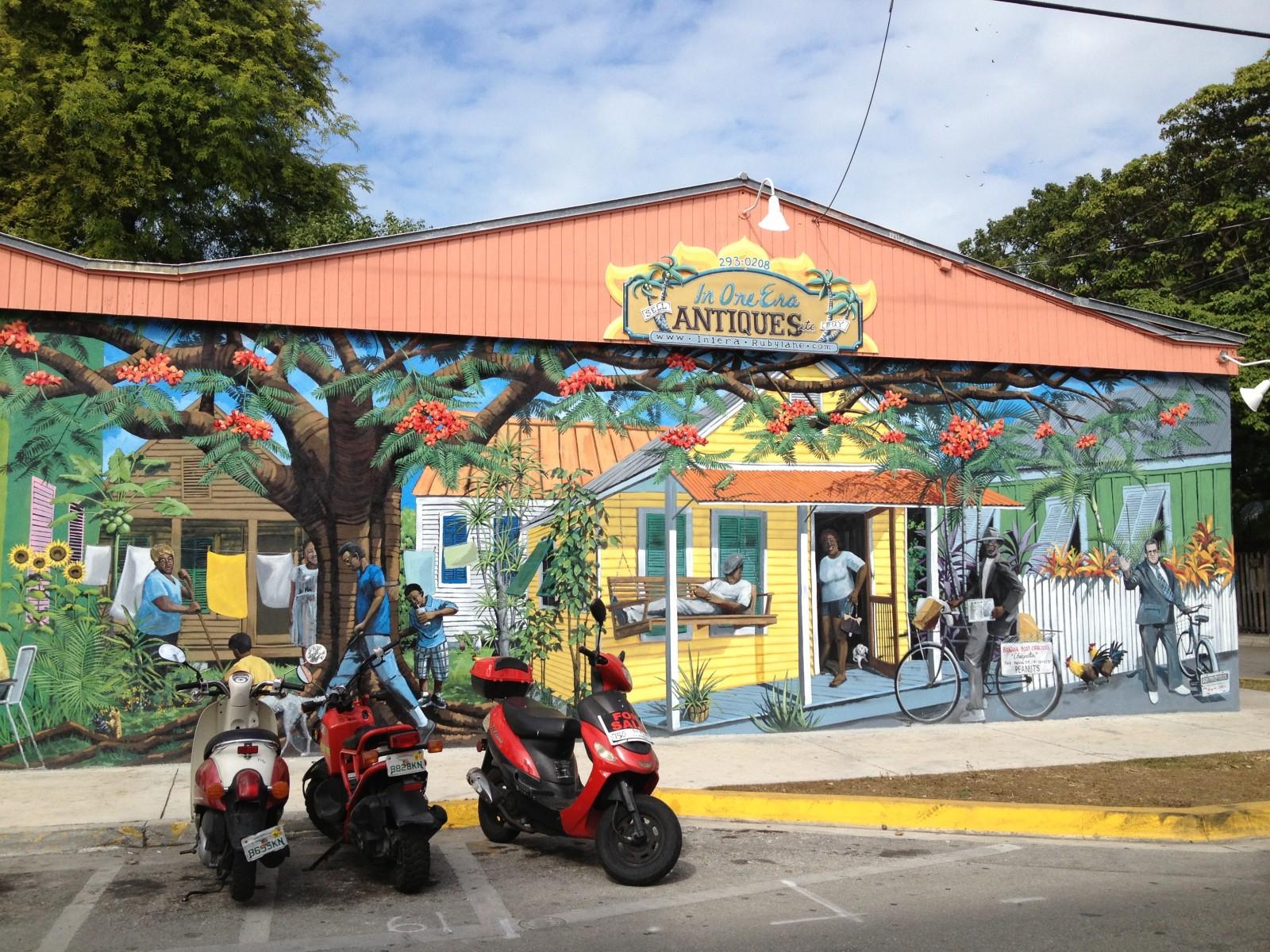 Scorci di Key West, poche ore di macchina da Miami