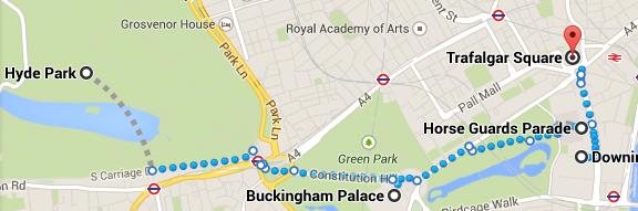 Itinerario Londra Terzo giorno