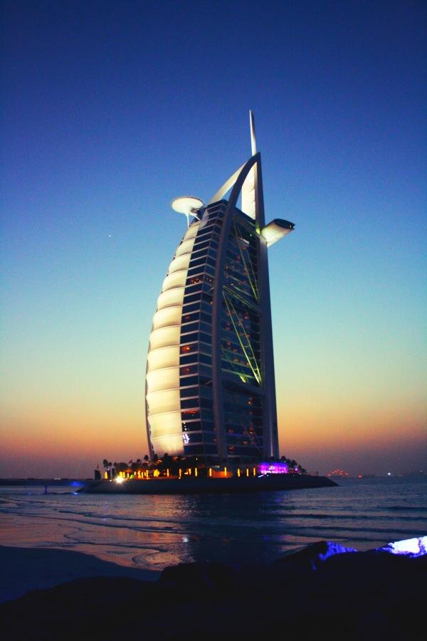 Dubai via col viaggio - Dubai a gennaio si fa il bagno ...