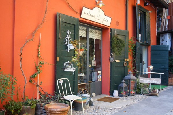 Bottega - Il Naviglio Grande ed i suoi angoli nascosti