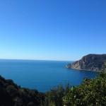 Le Cinque Terre, una terra sospesa tra cielo e mare.