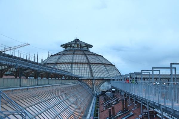 Camminata High Line Galleria Milano