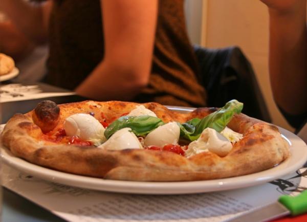 Pizza dai Dodici Gatti Milano