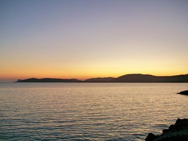 tramonto alghero