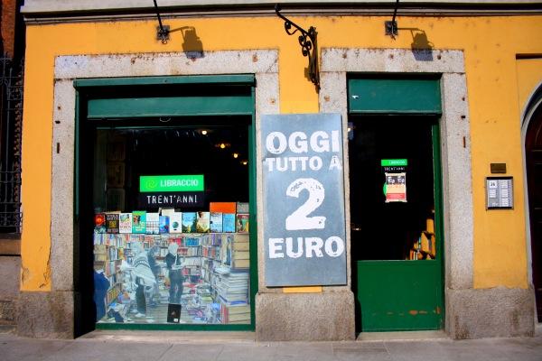 Libreria Naviglio - Il Naviglio Grande ed i suoi angoli nascosti