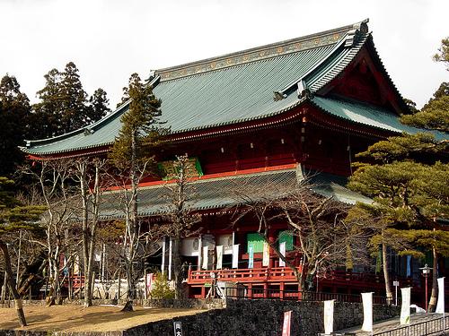 Sanbutsudo - Tempio Rinnoji