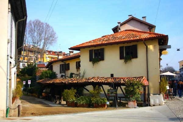 Vicolo Lavandai - Il Naviglio Grande ed i suoi angoli nascosti