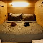 Dormire in un posto particolare a Singapore: THE POD