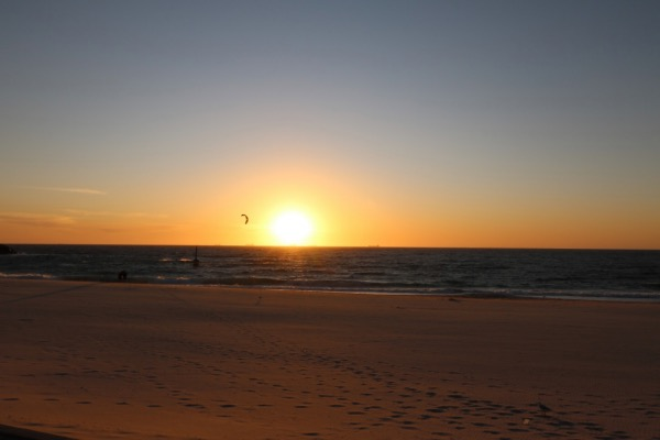Tramonto a Cottesloe Beach