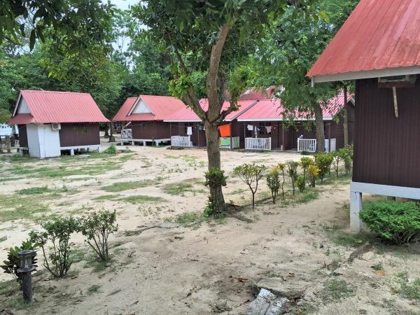 The Barat bungalow