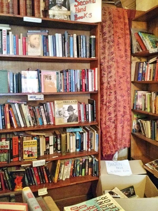 Winding Stairs Bookshop