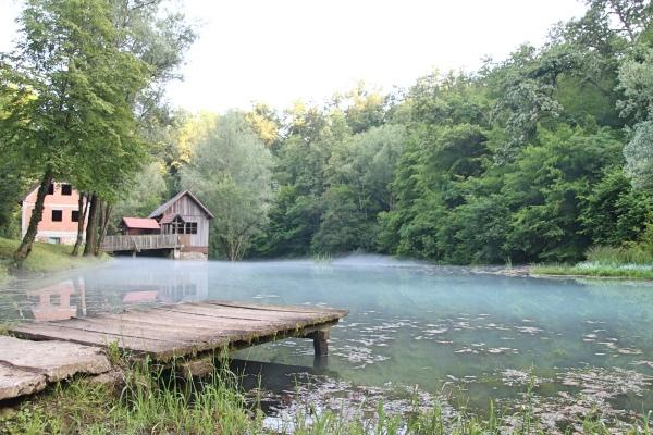 Krupa river springs