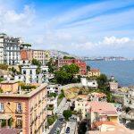 Visitare Napoli con un neonato